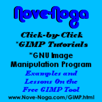 GIMP Tutorials at Nove-Noga.com