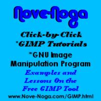 GIMP Tutorials at Nove-Noga.