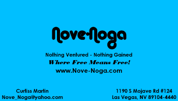 Nothing Ventured - Nothing Gained. Nove-Noga!